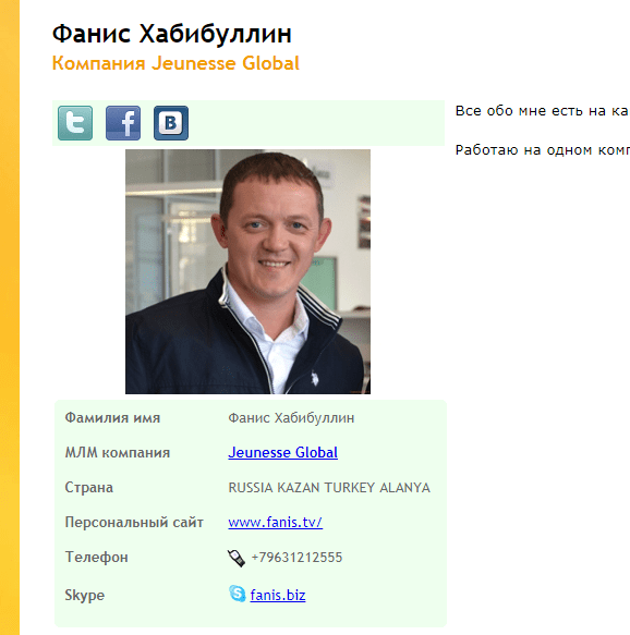 Фанис Хабибуллин